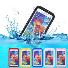 2014 Newest Waterproof Shockproof Cover Case For Samsung Galaxy S5 Life in water