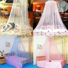 Elegant Round Lace Insect Bed Canopy Netting Curtain Dome Mosquito Net G9
