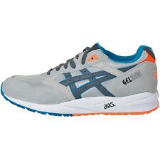 Asics Gel Saga Soft Grey Still Water Sneakers Trainers