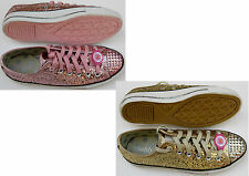 New 1Pr Skechers Daddy's Money Gimme Low Glimmer Glitter Explosion Pick Sz 39424