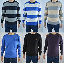 New Mens Strength & Honour Jeans Designer Trendy Casual Jumper Chino Top Knit