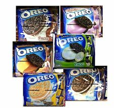 Choose your flavor    OREO Sandwich Cookies blueberry chocolate coconut
