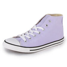 Converse Chuck Taylor Dainty Md Womens Trainers Light Purple New Shoes All Sizes