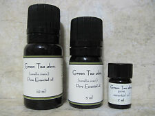 Green Tea  Absolute Pure Essential Oil
