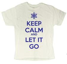 KEEP CALM AND LET IT GO MEN'S T-SHIRT SIZES SMALL-3XL