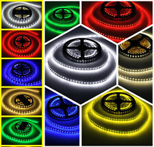 12V 5M 10M 20M Flexible 3528 5050 5630SMD RGB/White 300 LED Strip Light Car Lamp