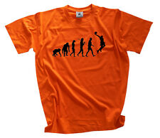 Standard Edition T-shirt Basketball Dunking Basket Player Evolution New