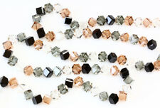 SWAROVSKI 5600 Diagonal Faceted Cube Beads - Many Colors & Sizes
