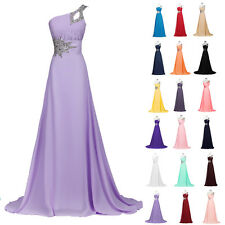 New Long Prom Evening Ball Gown Bridesmaid Formal Wedding Party Cocktail Dress