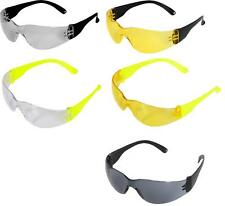 UCI I-907 Java Safety Glasses - Eye Protection - Various Lens Types & Colours