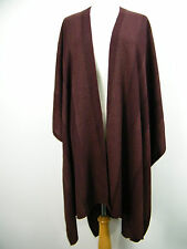 Beautiful Reversible Shawl With Scarf In 2 Colors One Size Fits Up To Size 32