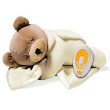 NEW. Prince Lionheart Slumber Bear Plus, Baby Sleep Aid. Cream / Pink / Blue