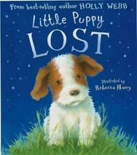 Little Puppy Lost by Holly Webb Paperback Book