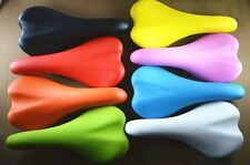 Colorful Fixed Gear Fixie Bike/Cycling Track MTB Saddle Seat