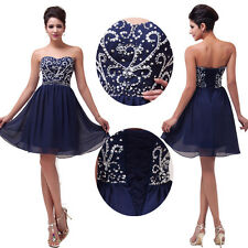 ~Pretty Formal Homecoming Prom Ball Super Fashion Party Evening Short Dress HOT~