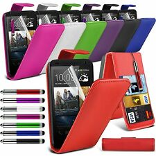 PU Leather Flip Case, Retractable Stylus Pen and SP For Various Mobile Phones