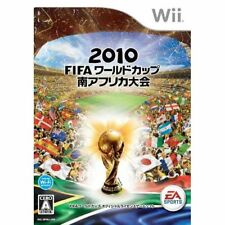 Used Wii 2010 FIFA World Cup South Africa Japan Import