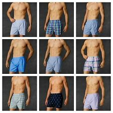 New Polo Ralph Lauren Mens Classic Fit  Woven Boxers Underwear