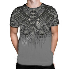 Liquid Blue CRYPT CALLER T-Shirt, sizes S - 2XL dark fantasy, goth, rock, metal