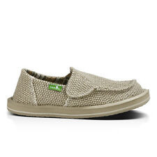Sanuk Youth's Vegabond Shoes Khaki