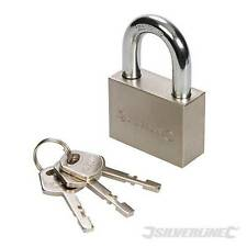 Steel Padlock-Short or long Shackle High Security For Gate fence Bike Pad locks