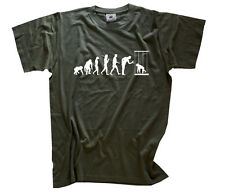 Standard Edition Monkey in Zoo Zoo Keeper visitors Evolution T-Shirt S-XXXL new