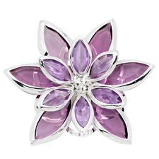 Wholesale New Embellishment Findings HOTSELL Flower Rhinestone SP Purple