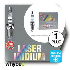 NEW! NGK LASER IRIDIUM PLATINUM SPARK PLUGS for PERFORMANCE MOTORBIKES CYCLES