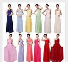 Fine Women's Sexy Party Evening Wedding Bridesmaid Prom Ball Long Dress Formal