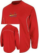 St Louis Cardinals Majestic Authentic Therma Base Tech Fleece Big & Tall Sizes