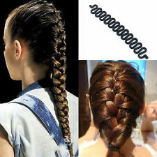 1 Women Girls Hair Braider Style Tools Cool Weave Braid Leisure Hair Styling New