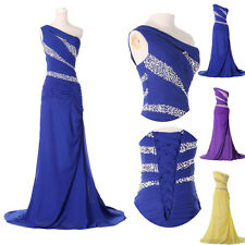 Charm CHEAP Mermaid Sexy Evening Long Ball Gown Lady Party Prom Bridesmaid Dress