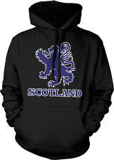 Scotland Lion Coat of Arms Royal Standard Scots Pride Hoodie Pullover Sweatshirt