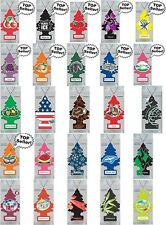 Lot Of New Little Trees Hanging Car & Home Air Freshener (24 Pks) FAST SHIPPING