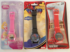 Kids Watch Spider-Man Spiderman Disney Princess or Cars