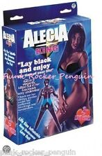 'ALECIA KING' Lingerie Clad Inflatable Blow Up Doll - Hen/Funny Stag Night Gift