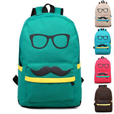 NEW CHEAP~Women Canvas Cute School Book Backpack Travel Rucksack Shoulders Bags