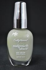 Sally Hansen Nailgrowth Miracle Nail Color Polish You Pick One