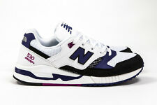 New Balance M530BW in Blue/White/Black NIB Sz 8-13