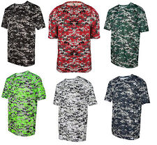 Digital Camo Performance B-Core Tee by Badger Sports - 4180 New