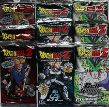 DBZ CCG Selectable Androids to Cell Games Rare Personality Mastery Goku Ultra UR