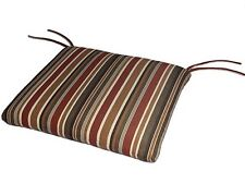 Outdoor Seat Pads made with Sunbrella Fabrics  by Comfort Classics
