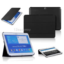 For Samsung Galaxy Tab 4 3 2 Note Pro Ultra SLIM Stand BOOK COVER CASE SHELL
