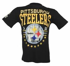 STEELERS Pittsburgh Nfl Football Steelers Team Apparel T-shirt Nwt  S-5XL
