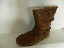 Dockers Ankle Boots, Women's Brown Shoes, Boots, High Sneakers