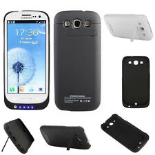 3200mAh External Backup Battery Charger Case For Samsung Galaxy S3 S III I9300