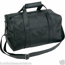 OVERNIGHT Duffle Duffel Bag Bags Leatherette Travel Carry On Sports Gym Luggage