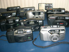 VINTAGE CAMERAS 35mm COLLECTABLE cased & uncased   chose from drop-down menu