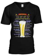 How To Order A Beer Around The World Oktoberfest Drinking Mens V-neck T-shirt