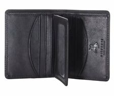 Visconti HT3 Genuine Leather Men Wallet Slim Compact Card Holder Bifold Gift Box